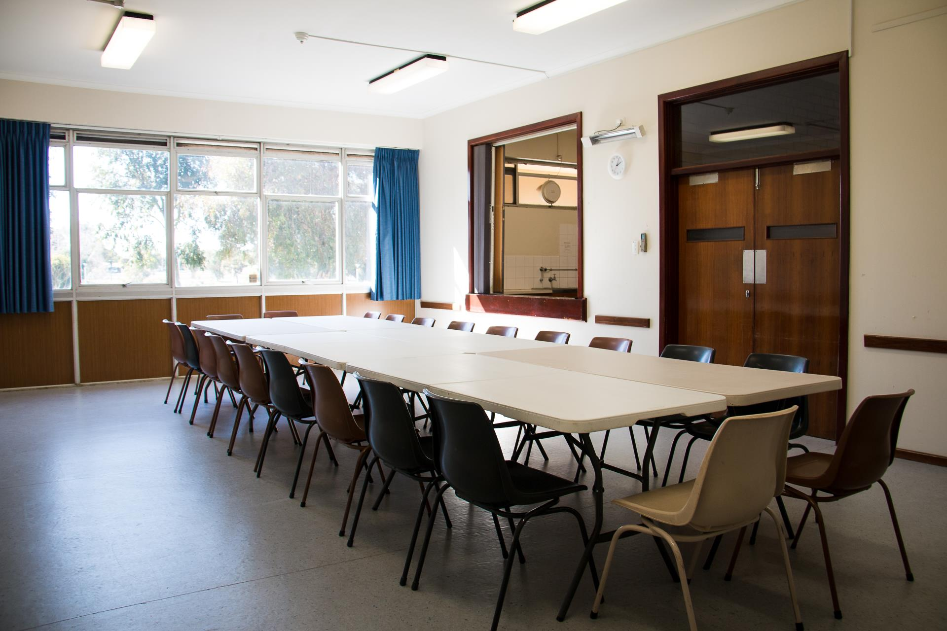 Committee Room (Lesser Hall) Bassendean