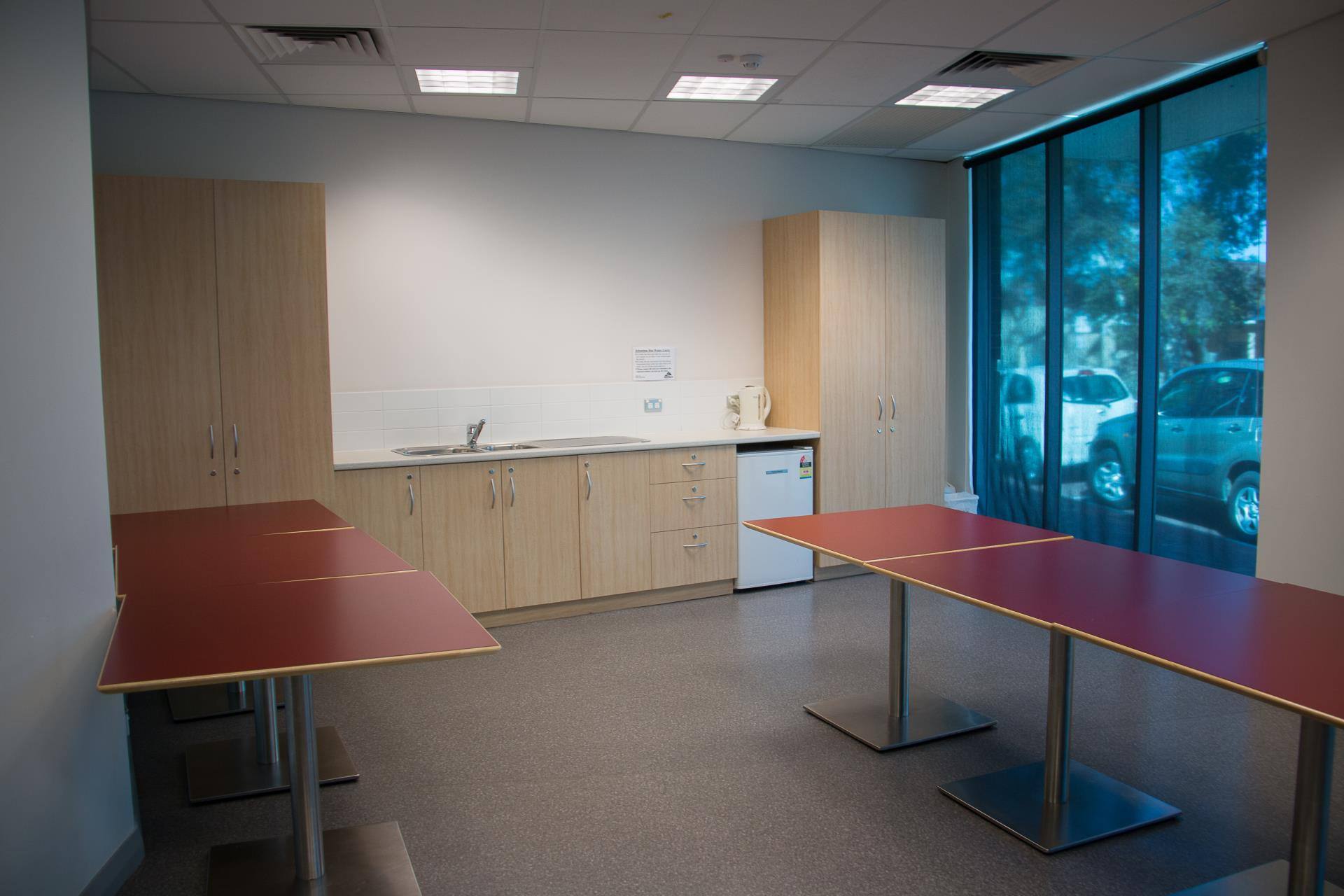 Bassendean Memorial Library Meeting Room 2