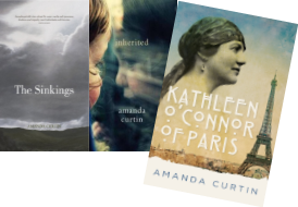 Library Literary Salon with Amanda Curtin