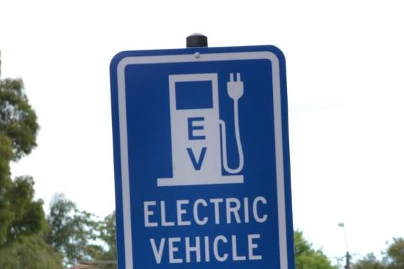 Electric Vehicle Charging Unavailable