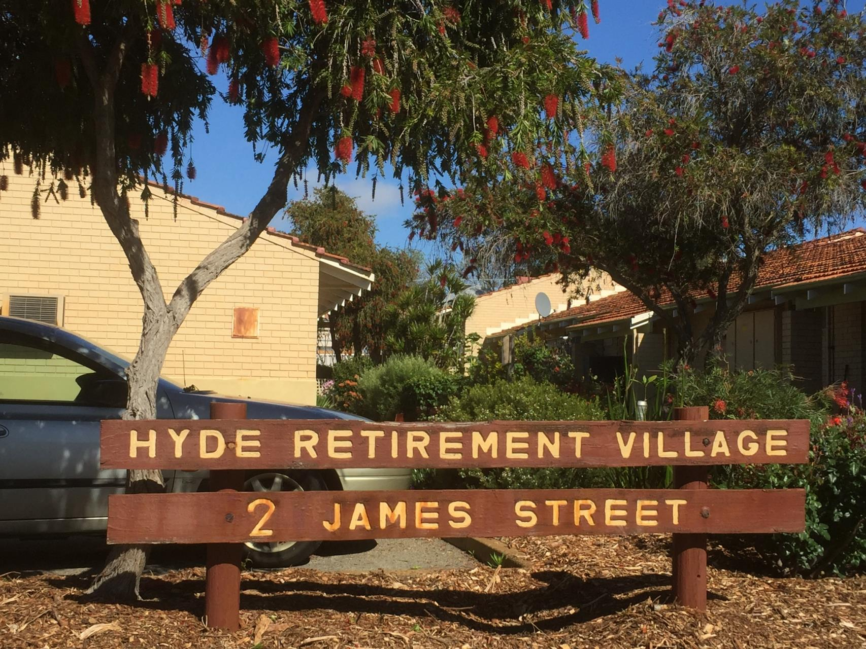 Hyde Retirement Village Availability
