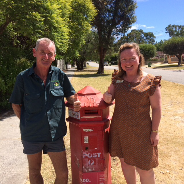 Pillar Box 1876 Listed for Heritage Protection